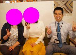 結婚相談所 成婚退会|豊明市 30代女性会員様とお母様